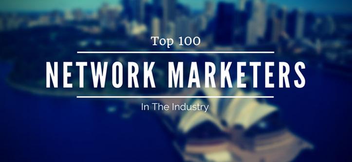 best network marketers