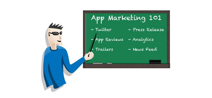 market your mobile app