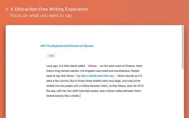 novel writng software for mac