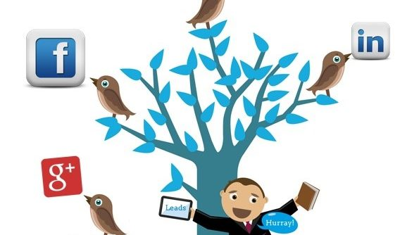 leads from social media