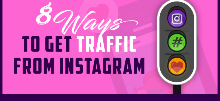 Eight Ways To Increase Traffic With Instagram