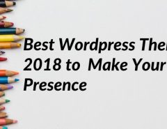 best wordpress themes in 2018