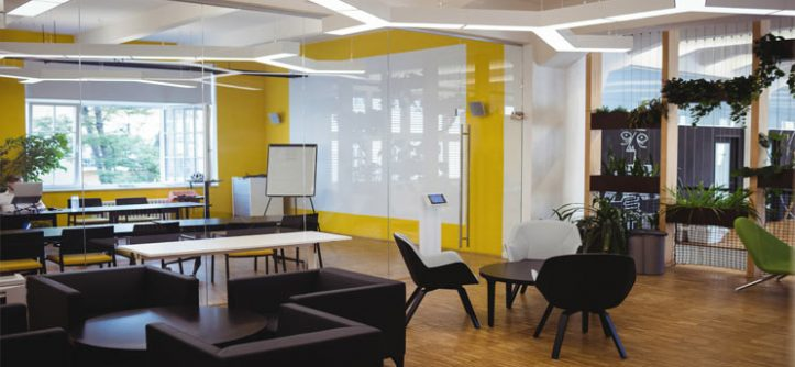 how to keep Office Spaces Cool