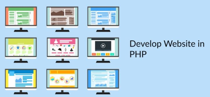 Website In PHP