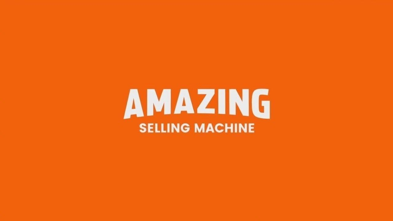 amazon selling machine